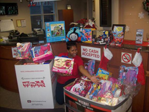 View Larger Image Toys For Tots Toy Drive Mini Price Storage Granby Street