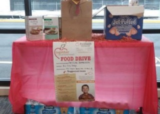 Food Drive Is Now Underway Mini Price Storage
