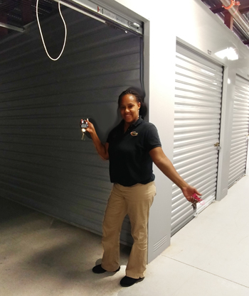 Mini Price Storage Team Member Spotlight Carleci Mini