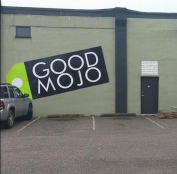 Volunteering For Good Mojo Mini Price Storage
